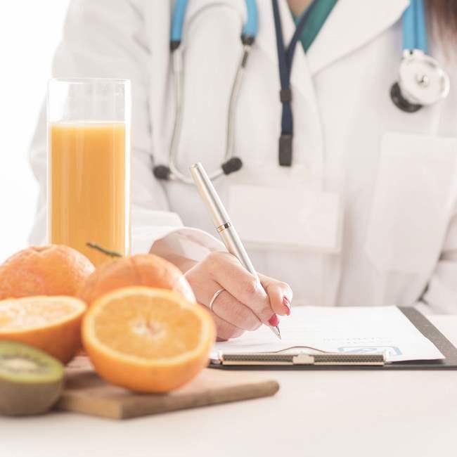 Area medicale nutrizionista